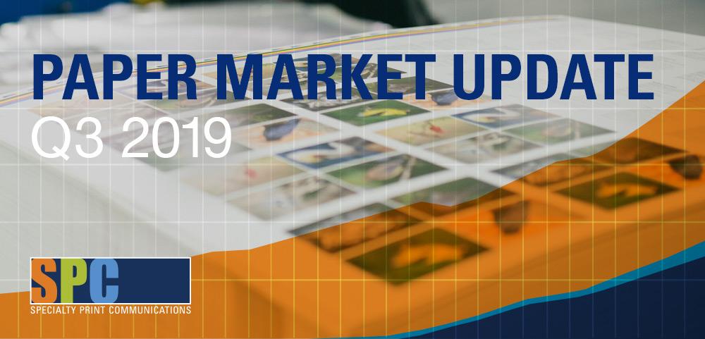 Paper Market Update Q3 2019