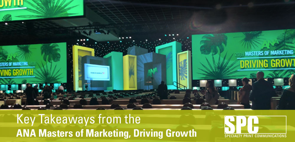 Key Takeaways from the ANA Masters of Marketing, Driving Growth
