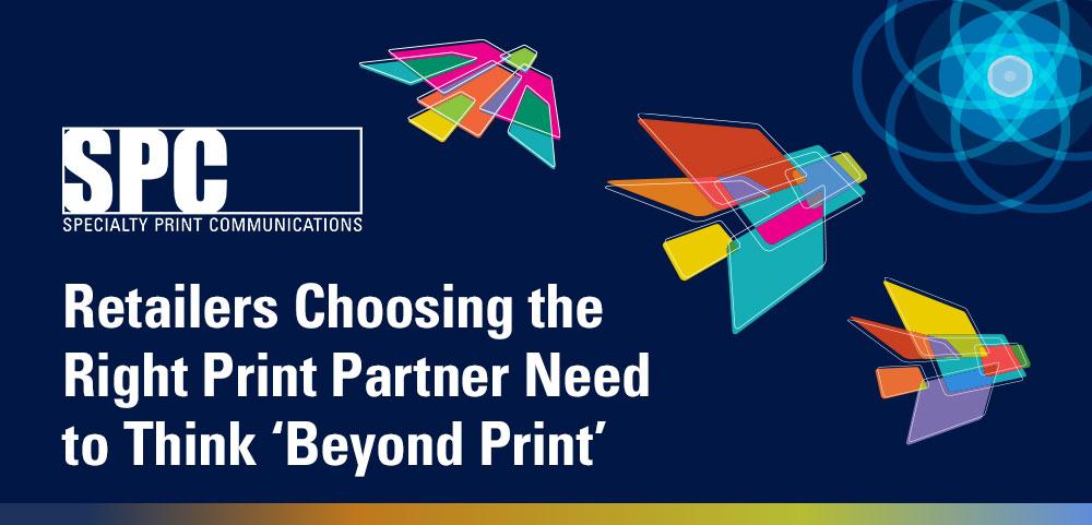 Thinking Beyond Print: Part 1