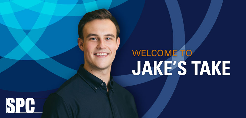 Welcome to Jake's Take