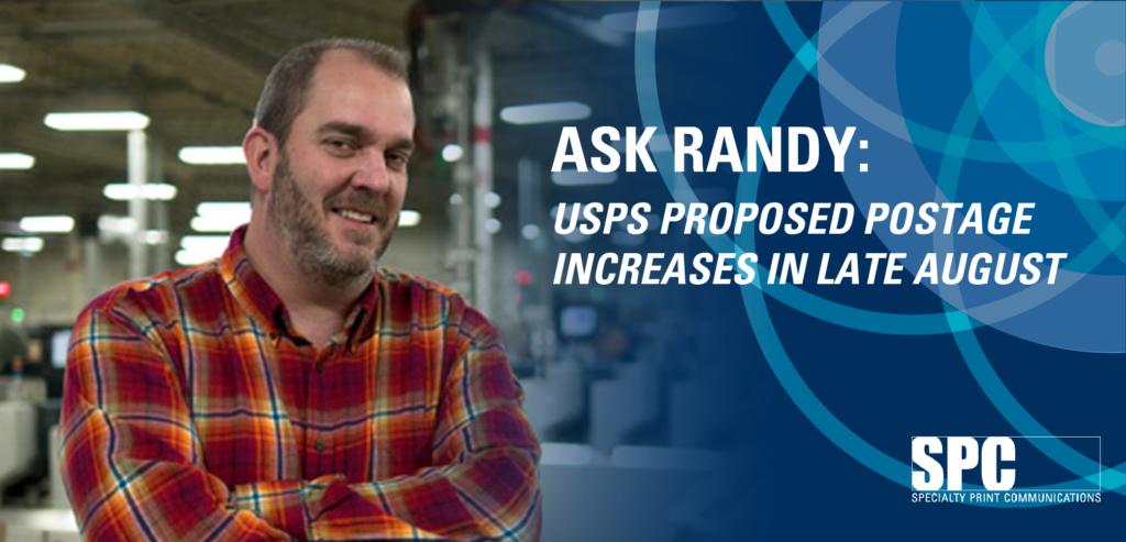 Ask Randy USPS