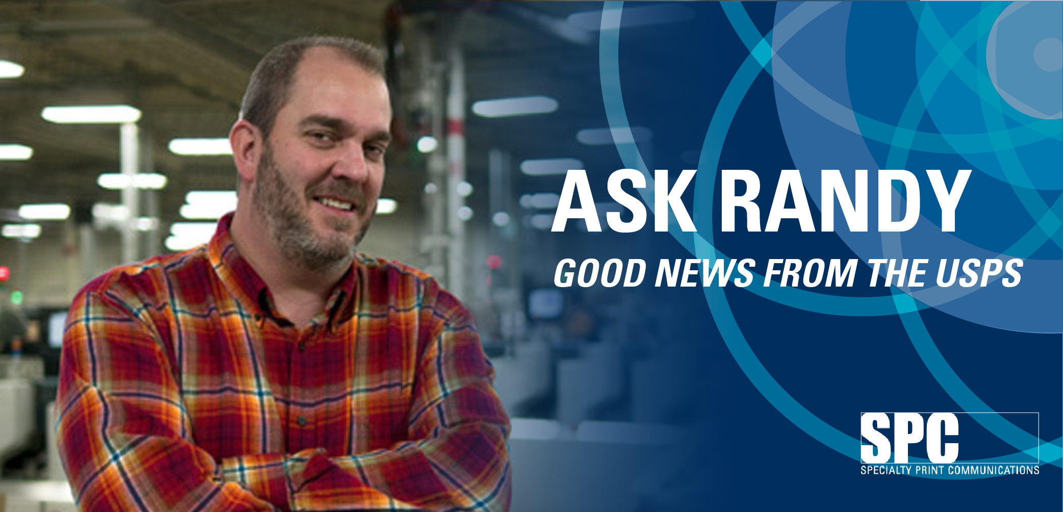 Ask Randy: Good News from the USPS