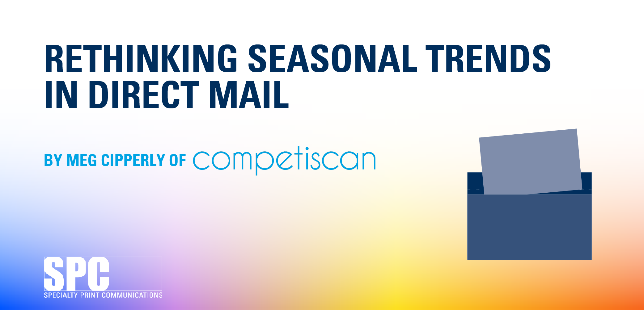 Rethinking Seasonal Trends in Direct Mail